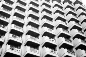 Balconies of tenants - Have you screening your tenants?